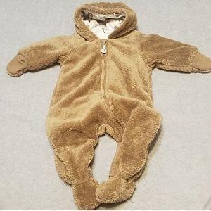 H&M bear suit